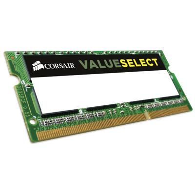 Corsair 4GB (1x4GB) Value (SO-DIMM DDR3L 1600/11/1.35v) - CMSO4GX3M1C1600C1