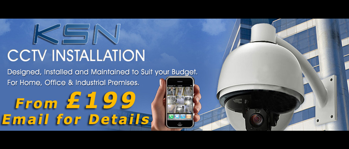 CCTV UK Installation services now offered by KSN