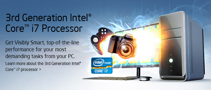 KSN supply and sell the latest 3rd generation/gen core i7 cpus and processors, we also use these market topping CPUs in our own company branded desktop units.