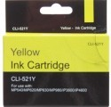 Canon CLI-521Y Yellow Ink Cartridge MP540, MP620, MP630, MP980, IP3600