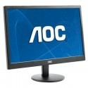 "AOC e970Swn 18.5"" Widescreen TN LED Black Monitor (1366x768/5ms/VGA)"