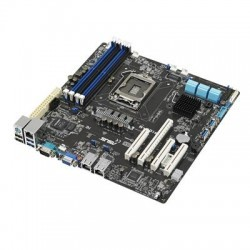 ASUS P10S-M Server Board (Socket 1151/Intel C232/DDR4/S-ATA/600/M-ATX)