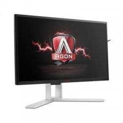 "AOC AGON AG241QX 23.8"" Widescreen TN LED Black/Red Multimedia Monitor (2560"