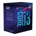 Intel Core i3-8100 Retail - (1151/Quad Core/3.60GHz/6MB/Coffee Lake/65W/Gra