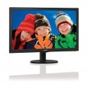 "Philips 223V5LSB 21.5"" Widescreen TN W-LED Black Monitor (1920x1080/5ms/ VG"