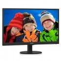 "Philips 240V5QDAB/00 23.8"" Widescreen IPS W-LED Black Multimedia Monitor (1"