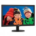 "Philips 243V5LHSB 23.6"" Widescreen TN W-LED Black Monitor (1920x1080/1ms/ V"