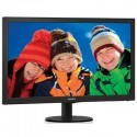 "Philips 273V5LHAB/00 27"" Widescreen TN W-LED Black Multimedia Monitor (1920"