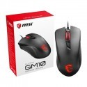 MSI Optical Gaming Mouse (USB/Black/2400dpi/4 Buttons) - Clutch GM10
