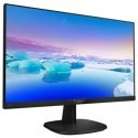 "Philips 243V7QJABF 23.8"" Widescreen IPS W-LED Black Multimedia Monitor (192"