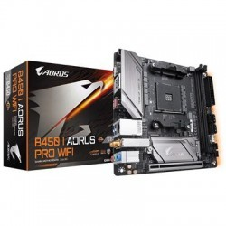 Aorus B450 I AORUS PRO WIFI (Socket AM4/B450/DDR4/S-ATA 600/Mini-ITX)