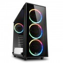 Sharkoon TG4 RGB Black Mid Tower Case (M-ITX/M-ATX/ATX)