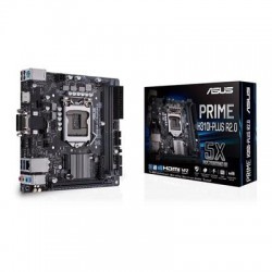 ASUS PRIME H310I-PLUS R2.0 (Socket 1151/H110/DDR4/S-ATA 600/Mini ITX)
