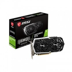 MSI GeForce GTX 1660 Ti ARMOR 6G OC (6GB GDDR6/PCI Express 3.0/1860MHz/1200