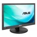 "ASUS VT168H 15.6"" Widescreen TN Black Touch Screen Monitor (1366x768/10ms/"