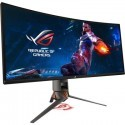 "ASUS PG349Q 34.14"" Widescreen IPS LED Black Curved Monitor ROG Swift (3440x"