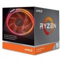 AMD Ryzen 9 3900X Retail Wraith Prism - (AM4/12 Core/3.80GHz/70MB/105W) - 1