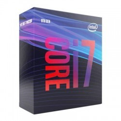 Intel Core i7-9700 Retail - (1151/8 Core/3.00GHz/12MB/Coffee Lake/65W) - BX