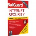 Bullguard BG2006 Internet Security 2020 1 Year / 3 Windows PC - Attach Soft
