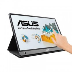 "ASUS MB16AMT 15.6"" Widescreen Portable IPS LED Dark Grey Multimedia Monitor"