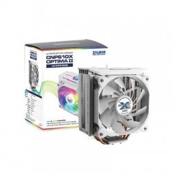 Zalman CNPS10X Optima II White RGB Heatsink and Fan (Socket 2066/2011-V3/20