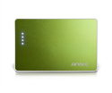 Antec PowerUp Slim 2200 Green Power in your back pocket Power Bank APS 2200